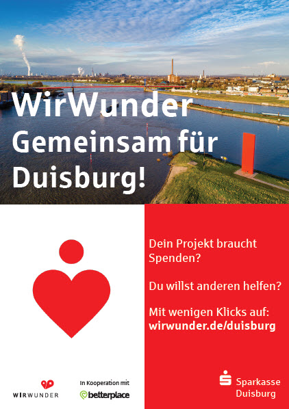 Sparkasse Duisburg - Partner des DSC